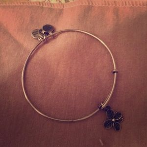 Alex & Ani Clover Bracelet